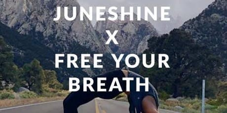Yoga + Booch at JuneShine Ranch tickets