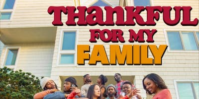 Thankful for My Family Movie Premiere
