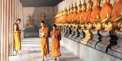 CELEBRATE INTERFAITH & RELIGIOUS DIVERSITY -- (Part 4) Eastern Religions