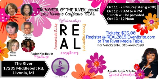 REAL2019 - The Women of The River 2019 Conference