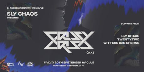 SLY CHAOS Presents: CRISSY CRISS (UK) tickets