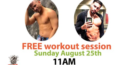 FREE DRAG FIT CAMP