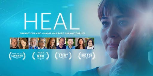 Heal - Canberra Premiere - Wed 18th September