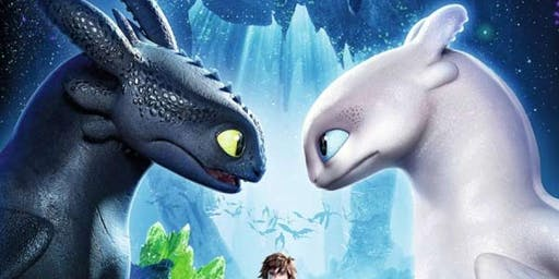 Movie Night: How to Train Your Dragon (All Ages) FREE @ Waverley Library