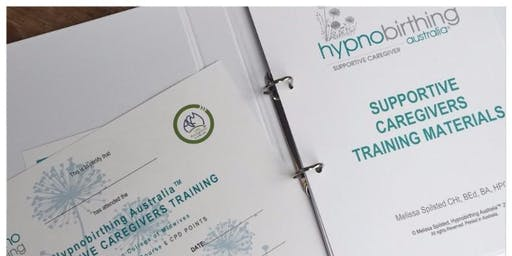 Hypnobirthing Australia™ Supportive Caregivers Training - Perth