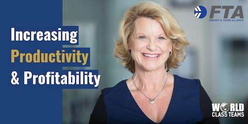 Increasing Productivity & Profitability: Dynamic Workshop SYDNEY