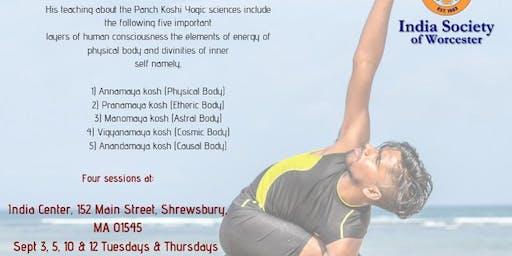 Yoga Workshop, India Center