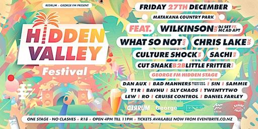 Hidden Valley Festival | 2019