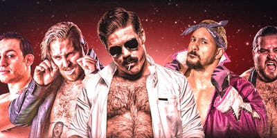 Prestige Wrestling presents: The Rise or Die Trying Tournament
