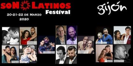 XI Son Latinos Festival Gijón entradas