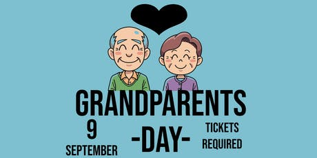 Collier Elementary Grandparents Day tickets