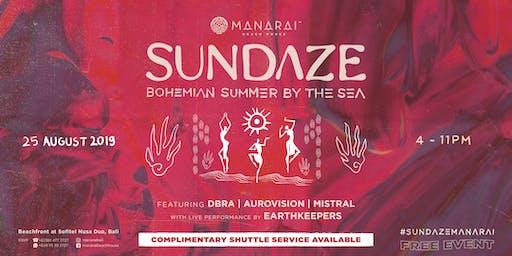 Sundaze at Manarai