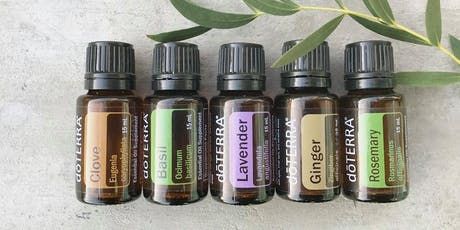 Essential Oils That Support Your Emotions tickets