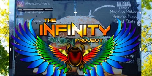 Rock n Road Food Truck Event with Infinity Project Band on  Mercer Island