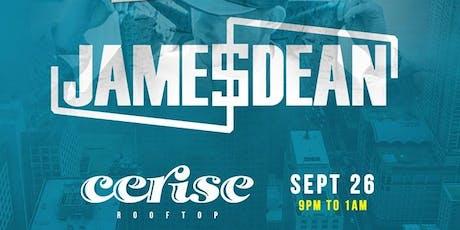 Jame$ Dean All Night Long, Summers Farewell! tickets