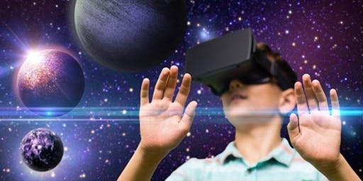 VR Space (9 - 12 years) @ Waverley Library #24035