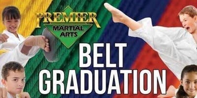 Premier Martial Arts Graduation