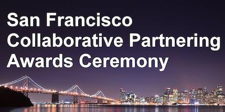2019 San Francisco Collaborative Partnering Awards Ceremony tickets