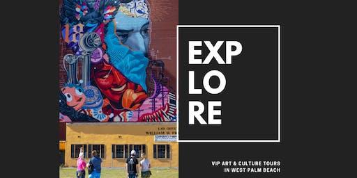 Exclusive Art & Culture Tour for PB Marathon