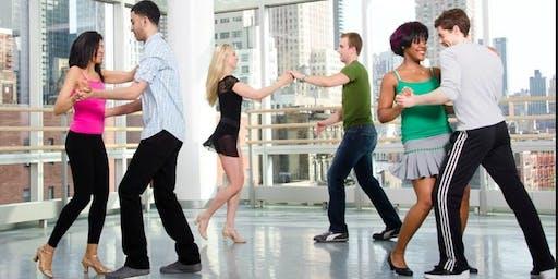 Salsa & Latin Dance Sundays