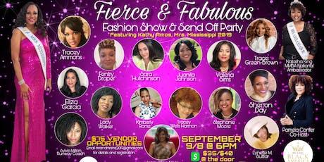 Fierce & Fabulous Fashion Show  tickets
