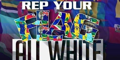 Rep Your Flag All White Attire Yacht Party Labor Day Weekend tickets