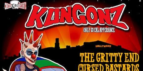 Checko Presents Klingonz LA!! tickets