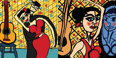 España El Vito, The Spirit of Spain & Tango - Pianist & Guitar recital - Matthew Fagan & Nicholas Young - Shepparton
