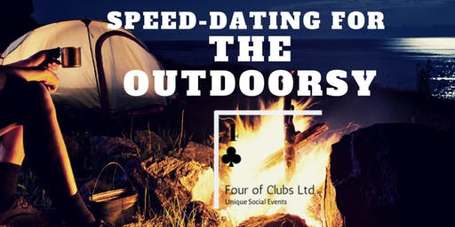18-30 speed dating for those who like to HIKE