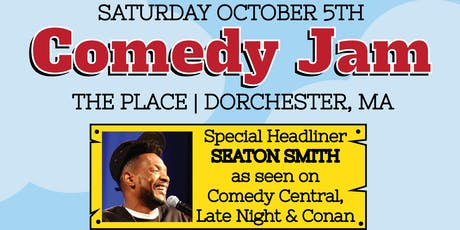 The Comedy Jam tickets