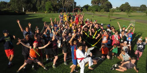 ESA Summer Junior Camp Phillip Island Thur 2nd - Mon 6th Jan, 2020 (Yr 4-7)