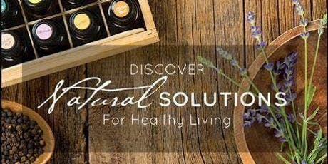 Natural Solutions Class 101 tickets