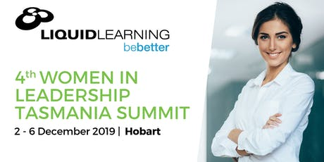 4th Women in Leadership Tasmania Summit tickets