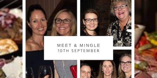 Women & Change - Meet & Mingle