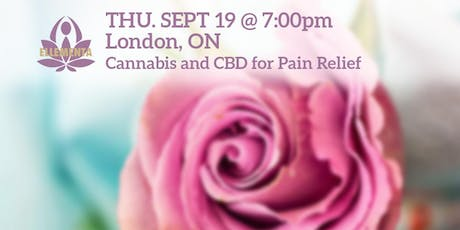 Ellementa London ON: Cannabis and CBD for Pain Relief tickets