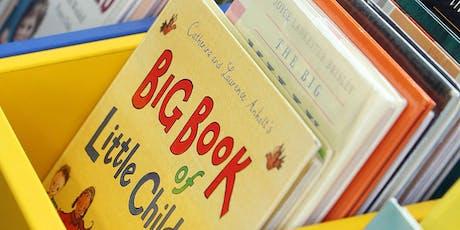 Great School Holiday Book Swap - Bendigo tickets
