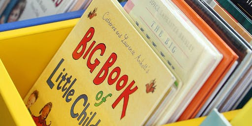 Great School Holiday Book Swap - Bendigo