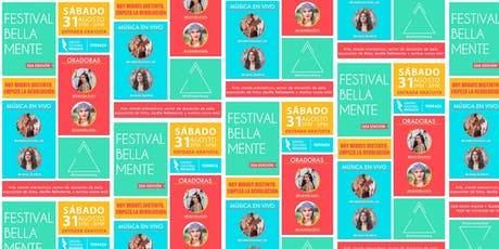 Festival Bellamente entradas