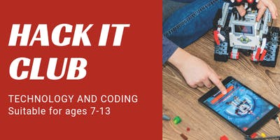 Hack IT Club: Sebastopol Library