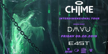 CHIME & DMVU tickets