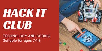 Hack IT Club: Wendouree Library