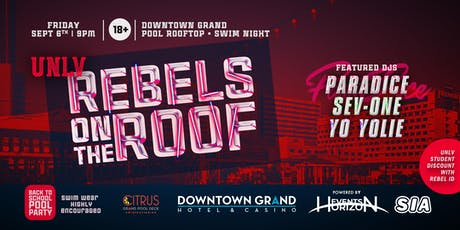 Rebels on the Roof tickets