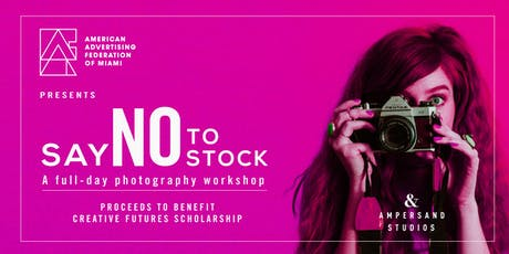 Say No To Stock - Photography Workshop tickets