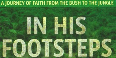In his Footsteps - Book launch with Rod Winter