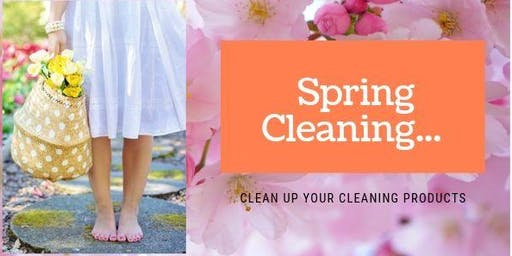 Cleaning up Your Cleaning Products