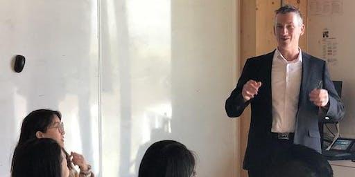 Speaking With Impact - Public Speaking Workshop