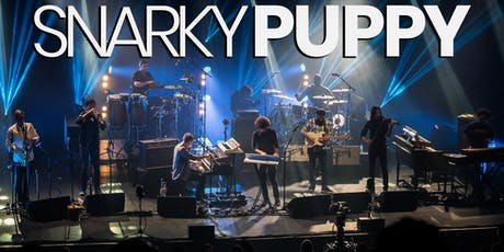 SNARKY PUPPY with Breastfist tickets