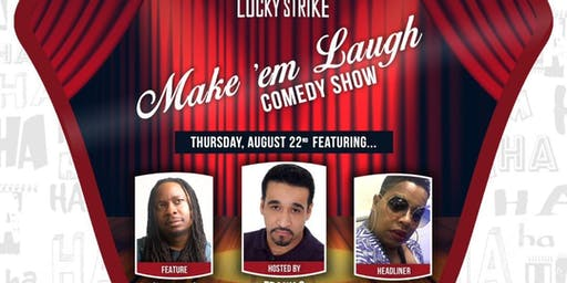 Make Em Laugh Comedy Show