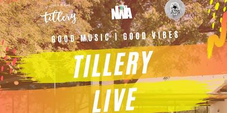 Tillery Live tickets