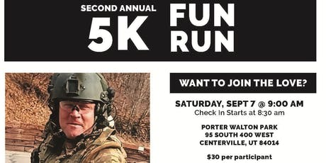 Mikal Wersland Memorial 5K Fun Run tickets